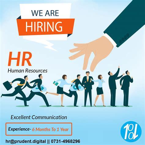 hr executive   experience