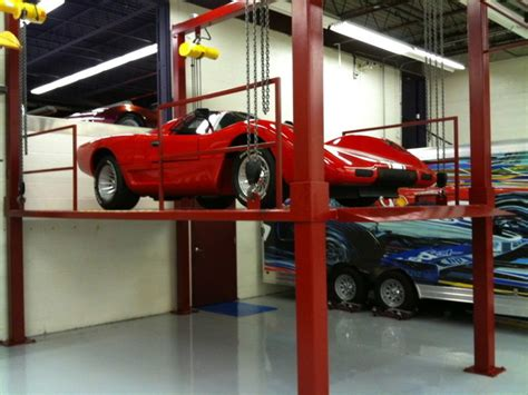 car lifts for garage car lift garage sacramento by american custom lifts