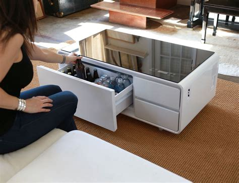 Sobro Cooler Coffee Table » Gadget Flow