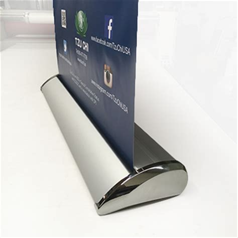deluxe roll  banner stand sycolor
