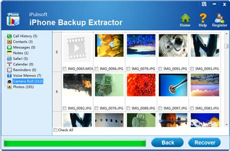 ipubsoft iphone backup extractor ipubsoft iphone backup extractor