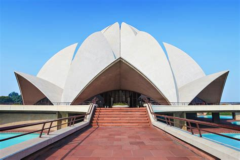Modern Architecture in New Delhi The Hall of Nations in