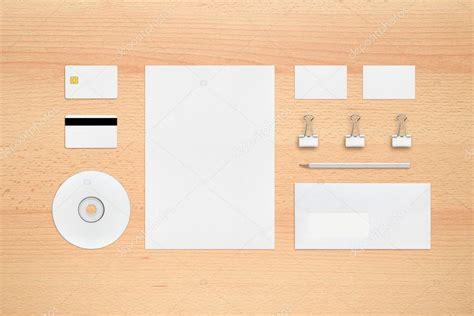 template  corporate identity letterhead business