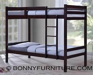Gentile Wooden Double Deck Bonny Furniture