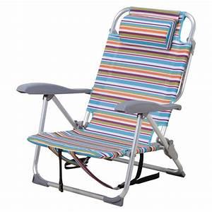 Siege De Plage : chaise de plage table de lit ~ Nature-et-papiers.com Idées de Décoration