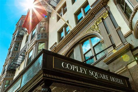copley square hotels minibar closed  january