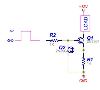 Automatic Change Over With Current Limiting Circuit