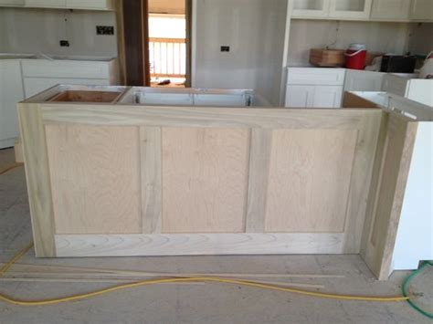 wainscoting kitchen island add paneling to island search home ideas 3304