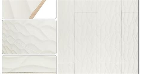 44 Ideen Fuer Erstaunliche Wandverkleidunginterior Design With Textured Wall Covering 1024x768 by Ceramic Wall Tile Waves 3d Collection White Ona Bianco
