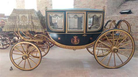 museo delle carrozze piacenza in carozza omaggio a ettore aspetti piacenza