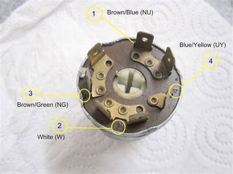 ignition switch wiring norton commando motorcycle forum