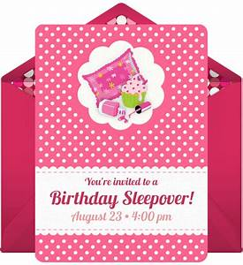 How To Plan A Sleepover Birthday Party
