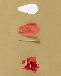 how to make crepe paper flowers martha stewart weddings With paper flower templates martha stewart
