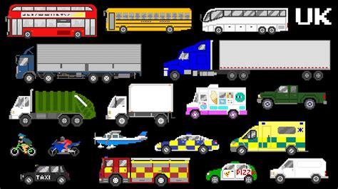 Lorries, Trucks