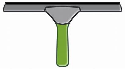 Window Squeegee Cleaning Clip Clipart Cleaner Vector