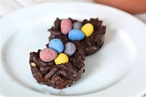 Sweet & Salty Pretzel Easter Egg Nest Recipe - Momtastic com