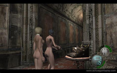 resident evil 4 ashley naked