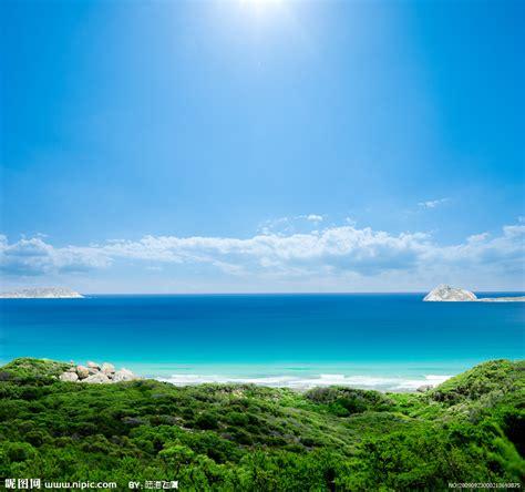 海边风景摄影图__自然风景_自然景观_摄影图库_昵图网nipic.com