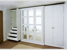 Gorgeous Builtin Shaker wardrobes for timeless look