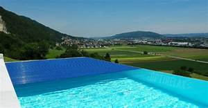 Optisch Randloser Swimming Pool Infinity U-i