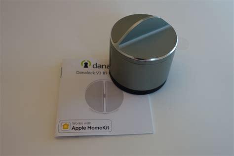 danalock v3 test mini test danalock v3 homekit smartl 229 s recordere dk
