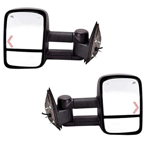 Best Dedc Chevy Tow Mirrors Side Mirrors Towing Mirrors