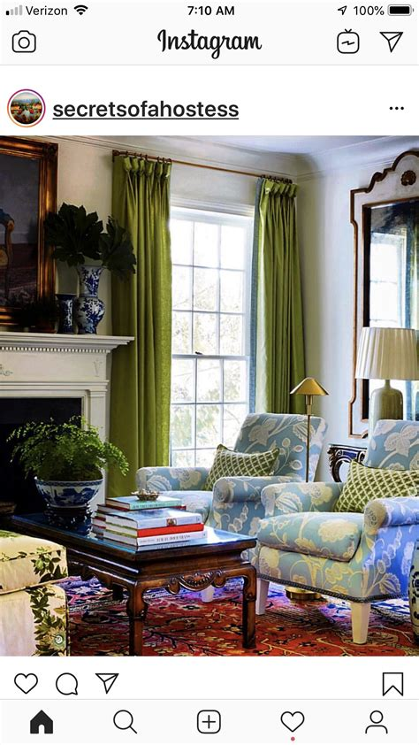 Pin by Ann Fam on Colorful homes Beautiful living rooms