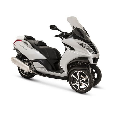 Scooter Peugeot by Scooters Mopeds Peugeot Metropolis 400 Abs Three Wheel