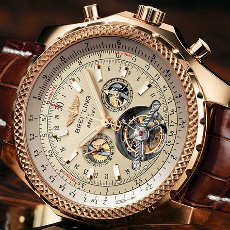 bentley breitling clock the watch quote photo breitling mulliner tourbillon for