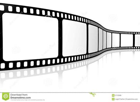 blank film strip stock illustration illustration