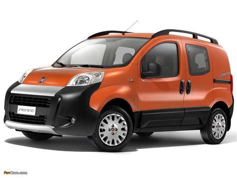 Pictures Of Fiat Fiorino Combi Adventure 225 2008 1024x768