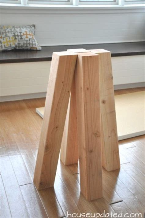 How to Make a DIY Breakfast or Dining Table   DIY