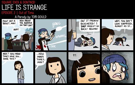 Life Is Strange Memes - parody ellie comics the walking dead the last of us clem lee everett victoria chase william