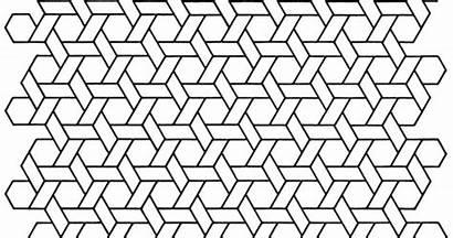 Pattern Kumiko Shoji Screen Japanese Vector Seamless