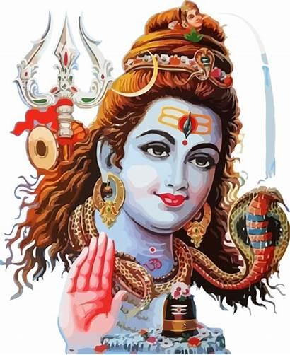 Shivaratri Maha Temple Happy Head Mythology Shiva