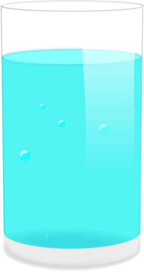 onlinelabels clip art glass  water