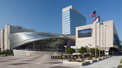 NASCAR Hall of Fame | Projects | Work | Little