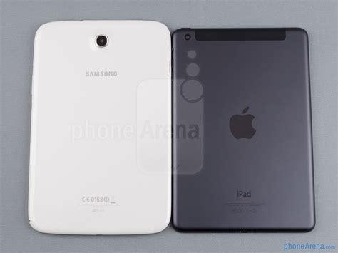 samsung galaxy note   apple ipad mini phonearena