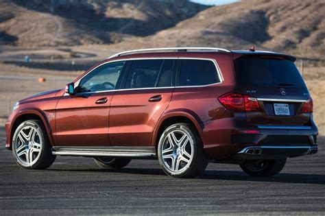 Beginning with 2011 models the side torso airbags were modified to improve occupant protection in frontal crashes. Used 2014 Mercedes-Benz GL-Class GL63 AMG Pricing - For ...