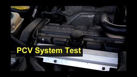volvo pcv system check      auto