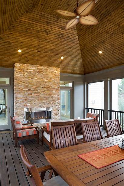 Living Spaces Outdoor Dream Custom Virginia Northern