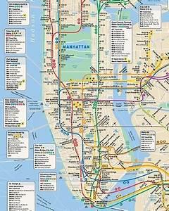 Plan De Manhattan : ce qu 39 il faut savoir sur le m tro new york new york city ~ Melissatoandfro.com Idées de Décoration