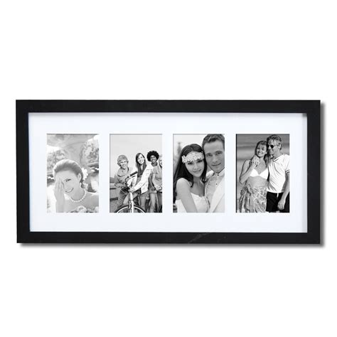 adeco 4 opening collage picture frame pf0426