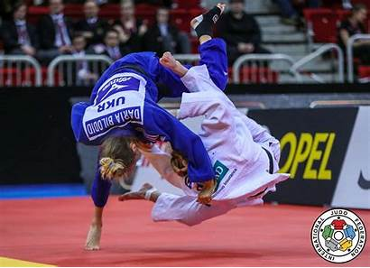 Judo Championships Bilodid Ijf Daria Open Accreditation