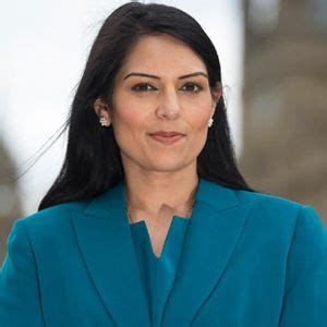 Priti Patel Bio - Affair, Married, Husband, Net Worth ...