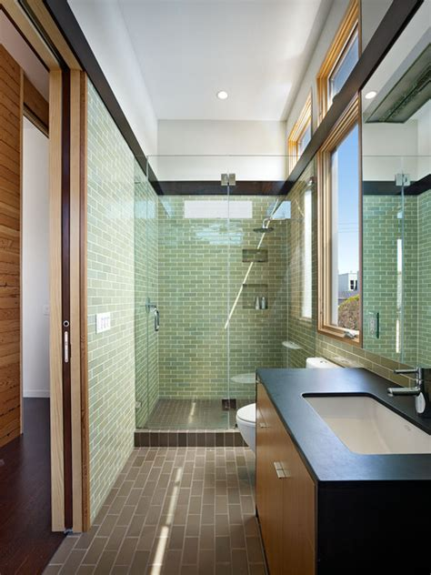 narrow bathroom design 19 narrow bathroom designs that everyone need to see