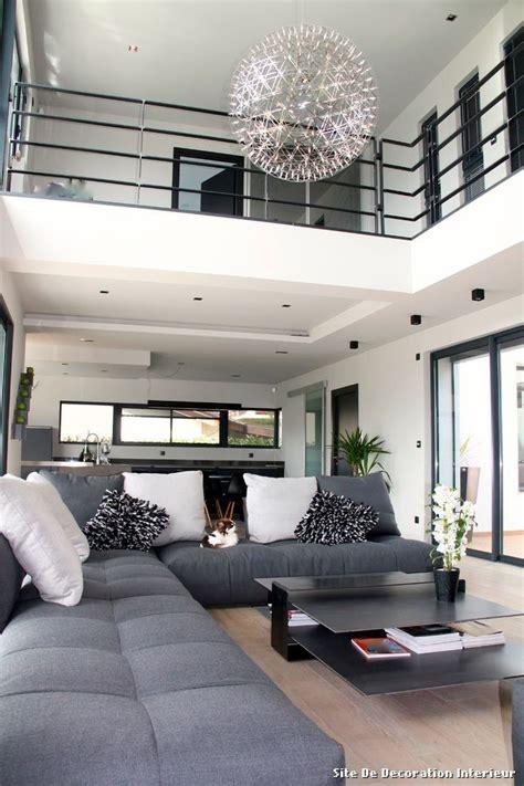 site de decoration interieur with contemporain salon d 233 coration de la maison et des id 233 es de