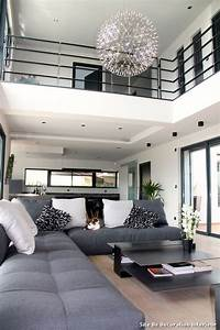 site de decoration interieur with contemporain salon With decoration interieur maison