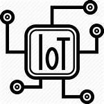 Iot Icon Hardware Chip Computer Pc Processor