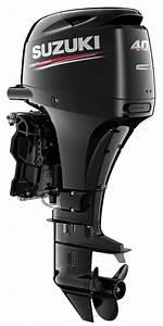 Df40a Midrange 40hp Outboard